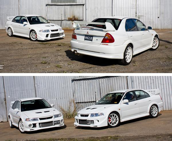 ... Mitsubishi Lancer Evo - EVO VI GSR a EVO VI TME EVO VI GSR a EVO VI