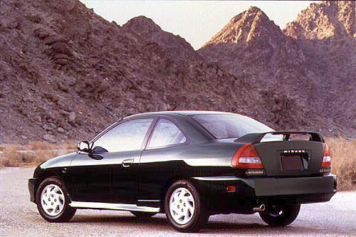 GOMTEAMCOM  1997 Mitsubishi Mirage LS  Auto  Moto Projects