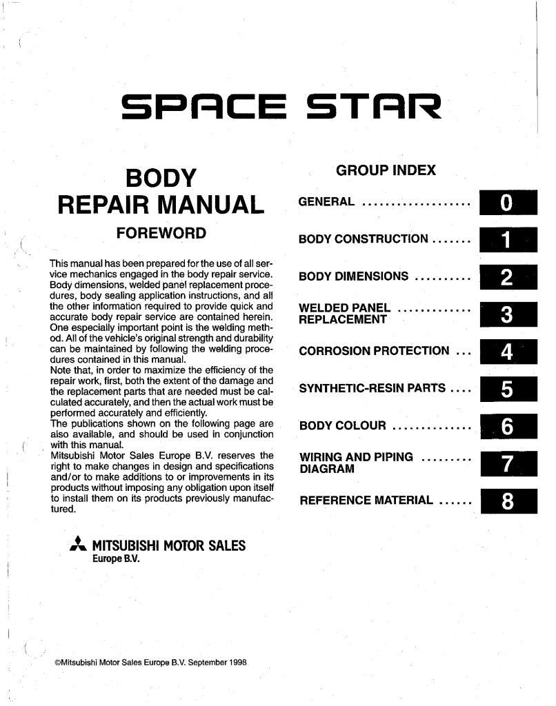 Spacestar Brm Pdf  9 9 Mb